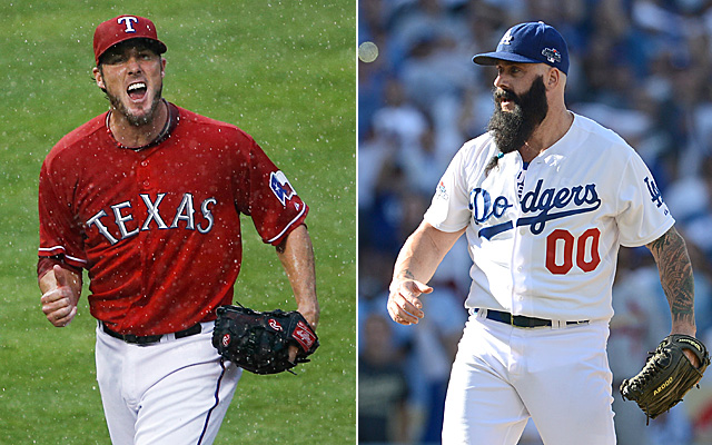 Joe Nathan and Brian Wilson are likely to hit it big this offseason.