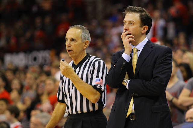 Richard Pitino's Minnesota team is in serious bubble trouble. (USATSI)