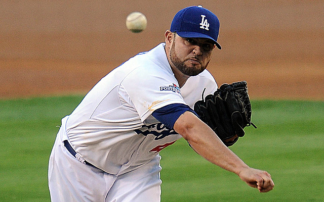 Ricky Nolasco is headed to Minnesota via free agency.