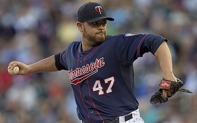 What contract looks the worst from this past offseason? Ricky Nolasco's.