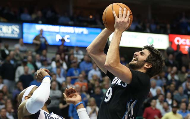 Ricky Rubio has sought out shooting help.  (USATSI)