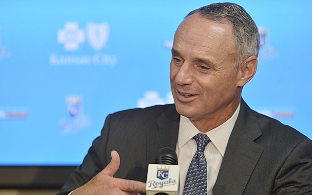 Rob Manfred is going to have his work cut out for him.
