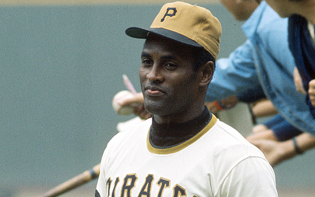 Roberto Clemente could be officially named a saint.