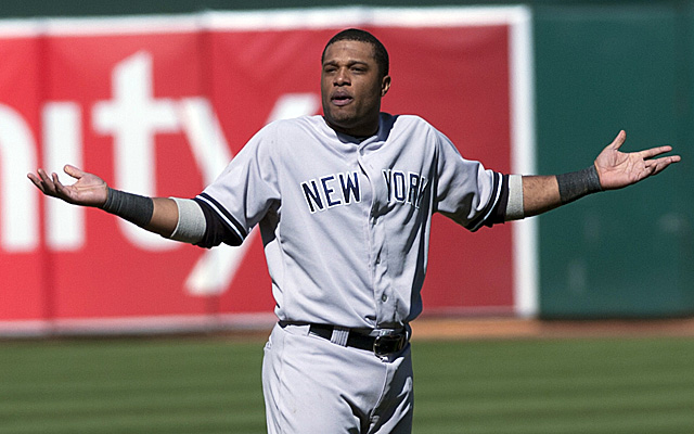 Robinson Cano couldn't believe the A's thought he was stealing signs.