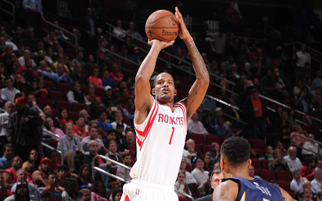 Trevor Ariza has been big for the Rockets.  (Getty)