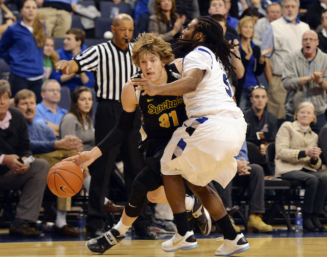 Ron Baker and Wichita State might be better than last year's team that reached the Final Four. (USATSI)