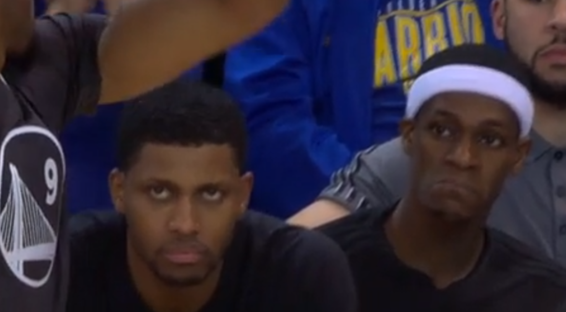 Watch Count Rajon Rondo Among Those Impressed With The Warriors