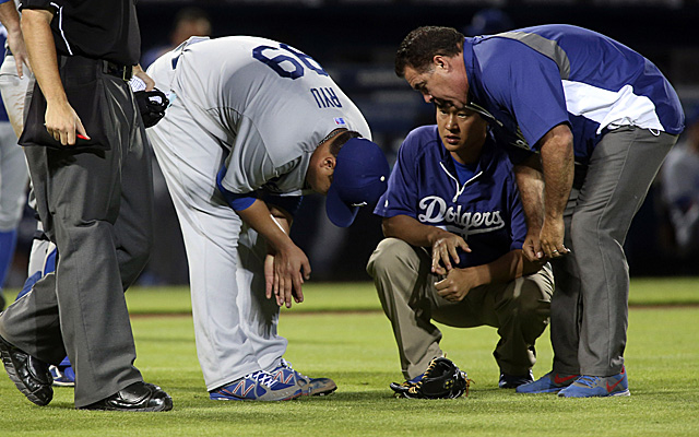 Hyun-Jin Ryu is moving closer to rejoining the Dodgers rotation.