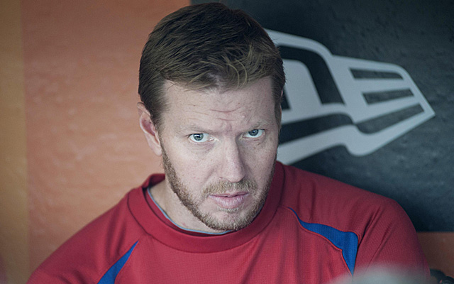 Halladay went out of his way to apologize to fans Friday.