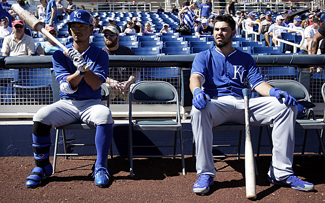 Norichika Aoki is going to set the table for the likes of Eric Hosmer this season.