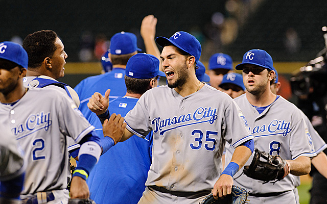 Eric Hosmer and the Royals had a fun season. Just not fun enough.