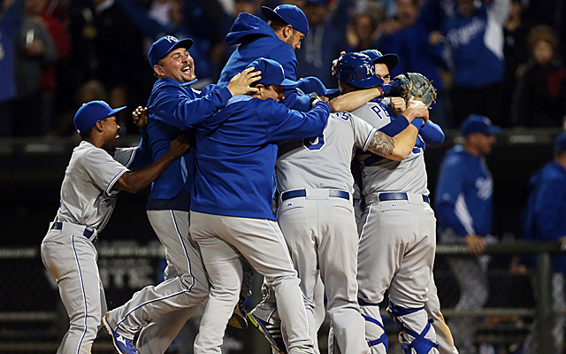 The Kansas City Royals' 2014 season was wildly successful.