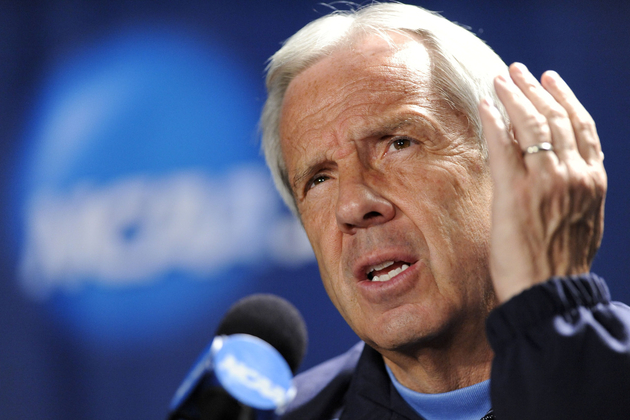 """We don't need no stinking Badgers,"" Roy Williams never said."