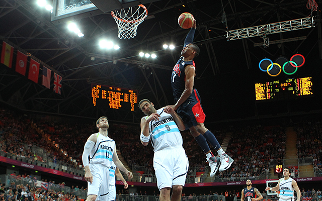 7b995efd17b2 Russell Westbrook on the dunk contest   I only dunk on people ...