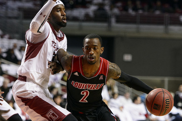 Russ Smith is back to being mentioned among the nation's elite players. (USATSI)