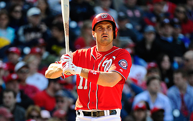 Ryan Zimmerman is working his way back from injury, possibly as an outfielder.