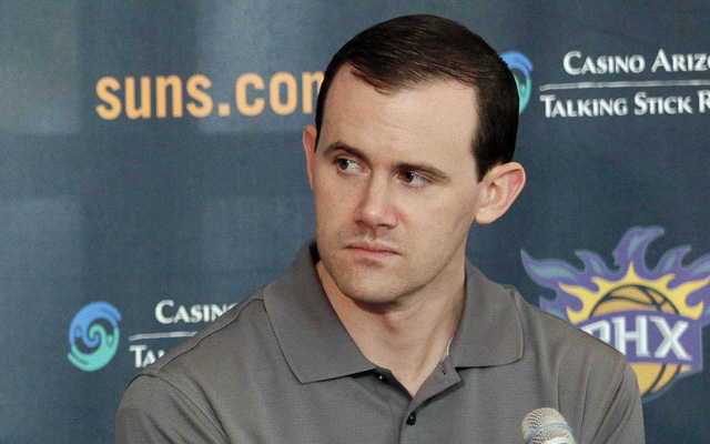 Should Ryan McDonough win Executive of the Year? (USATSI)