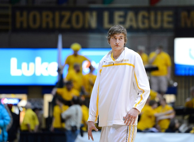 Ryan Broekhoff is the type of player who can help lead Valparaiso to a round of 64 upset. (USATSI)