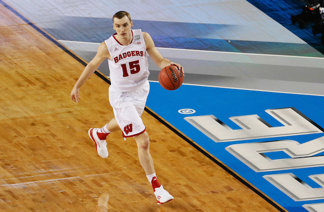 Sam Dekker could be poised for an All-American season in 2014-15. (USATSI)
