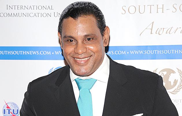 Sammy Sosa 2012