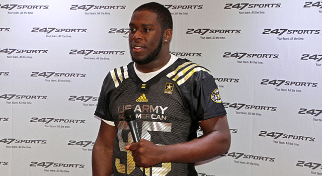 South Carolina has a pledge from All-America defensive end Dante Sawyer. (247Sports)