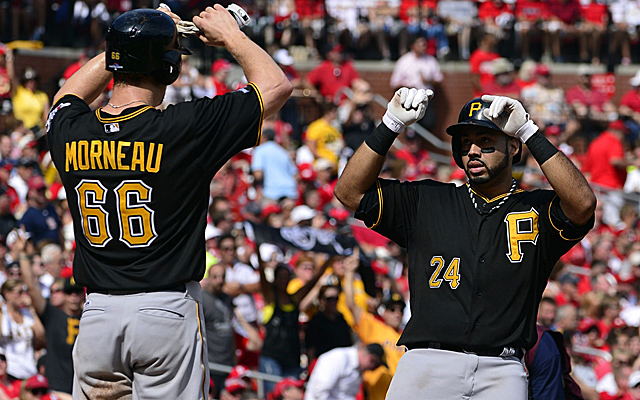 The Pirates will definitely get at least two more home games.