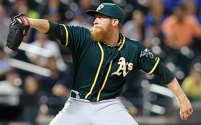 Sean Doolittle is having an incredible season.
