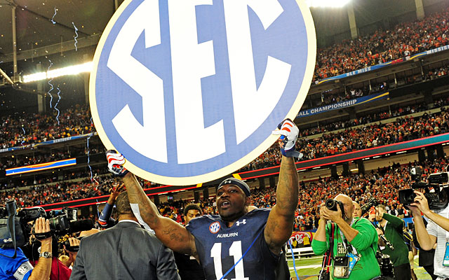 The SEC staying at eight conference games is all about strategy. (USATSI)