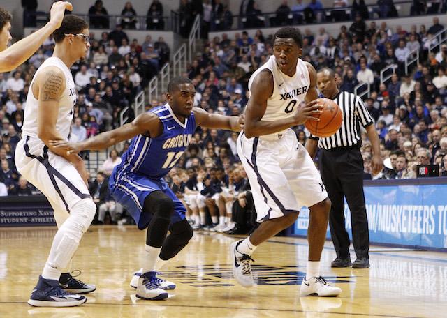 Semaj Christon helped put Xavier in great position to grab an NCAA tournament bid. (USATSI)