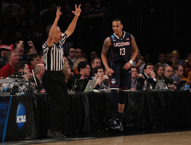 Is Shabazz Napier going to carry UConn to a national championship? (USATSI)