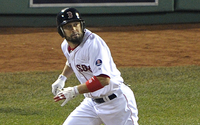Shane Victorino nears his return to the Red Sox.