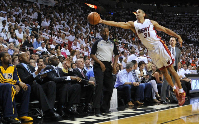 Shane Battier will join ESPN after he retires, reportedly.  (USATSI)