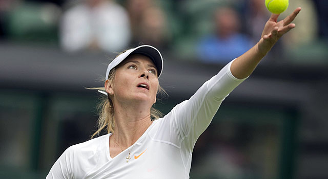 Former US Open champion Maria Sharapova will be back at Flushing Meadows. (USATSI)