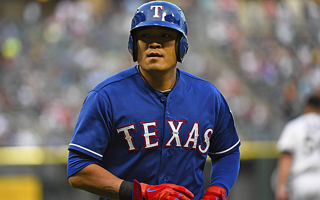 Shin-Soo Choo will miss the rest of the season.