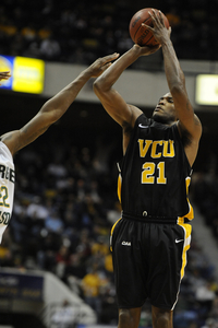Jamie Skeen came up huge to get VCU into the CAA final.