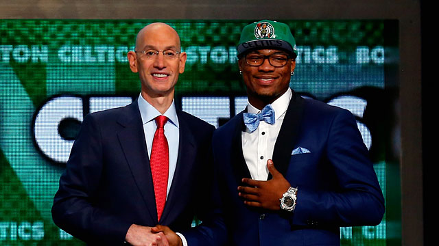 Winners And Losers From The 2014 NBA Draft