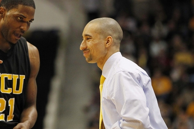 VCU's Shaka Smart would be the... intelligent choice.