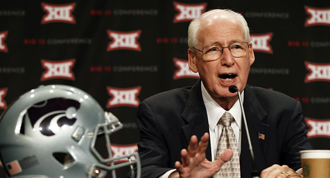 Bill Snyder is back for another season with Kansas State. (USATSI)