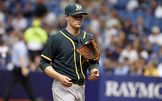 Sonny Gray gives a 'quality start' every single time out.