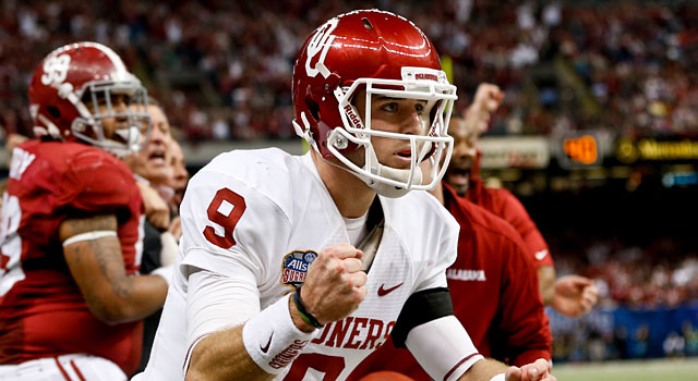 Can Oklahoma keep the momentum going after beating Alabama in the Sugar Bowl? (USATSI)