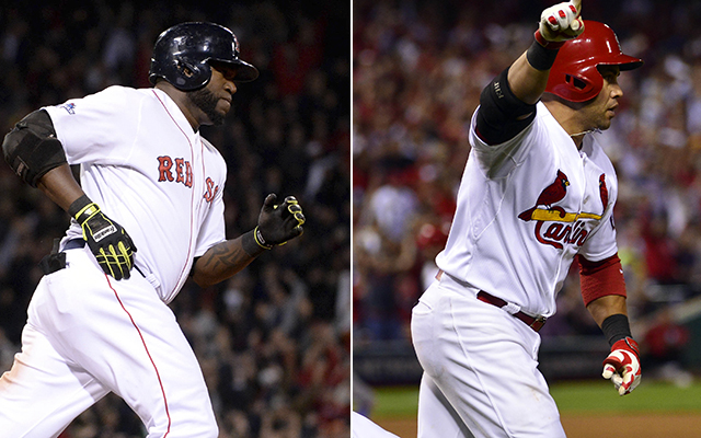 Red Sox vs  Cardinals: 2013 World Series predictions