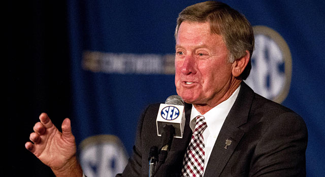 Steve Spurrier. (USATSI)