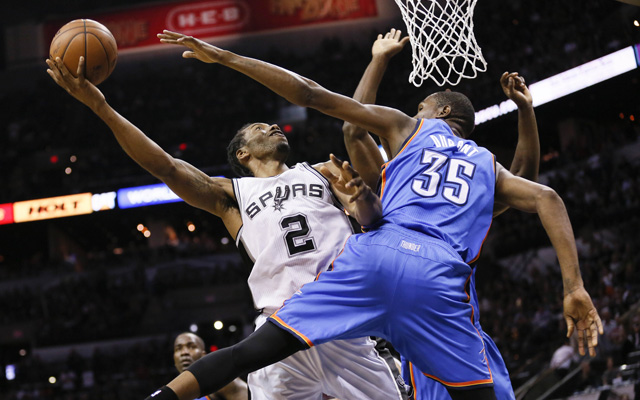 Spurs find their fearlessness to hammer Thunder in Game 5