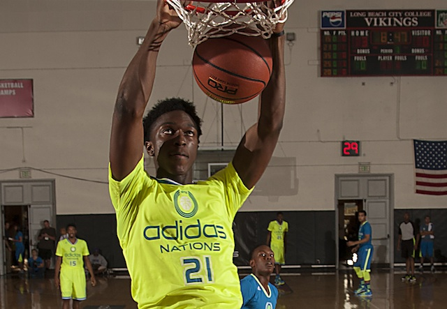 Stanley Johnson is one of the most aggressive scorers in the class of 2014. (Adidas)