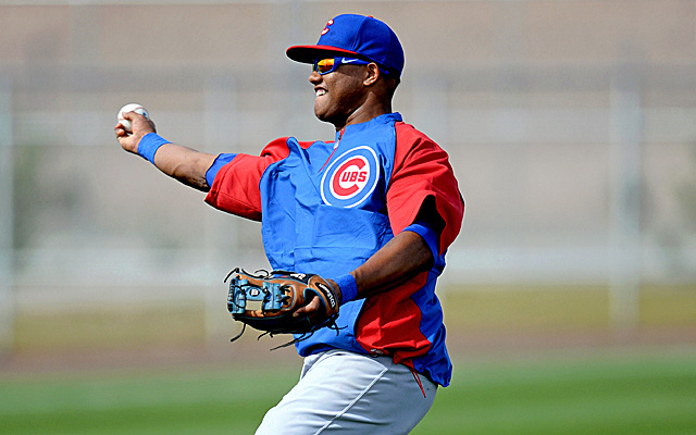 Starlin Castro said he'll change positions if the Cubs ask him to.