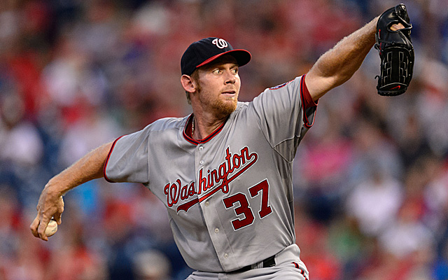 Stephen Strasburg has again been pushed back.