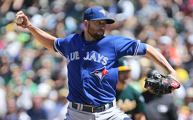 All-Star reliever Steve Delabar has landed on the disabled list.