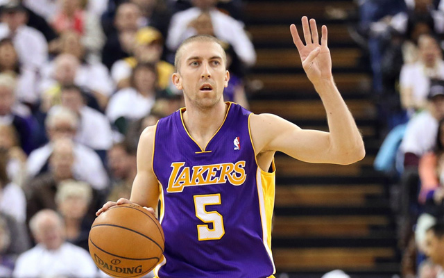 Steve Blake is the third point guard injured.  (USATSI)