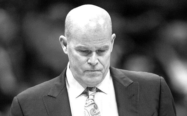 Steve Clifford, head coach of the Bobcats and basketball lifer. (USATSI)