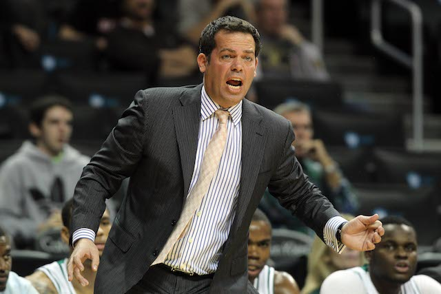 Steve Masiello is Rick Pitino's protege, and runs the same system. (USATSI)